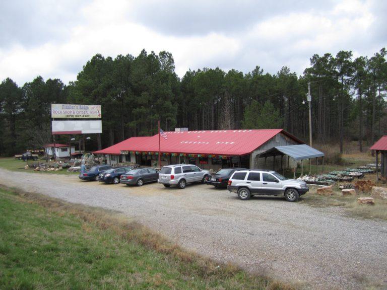 Fiddler's Ridge Rock Shop